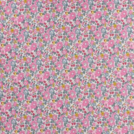 Tissu Liberty - New Betsy Ann E x 10cm