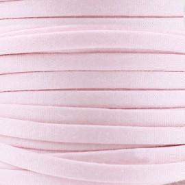 Cotton Spaghetti Cord 5 mm - light pink