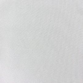 Tissu moustiquaire blanc  x 10cm