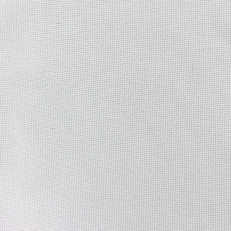 Mosquito net fabric- white x10cm