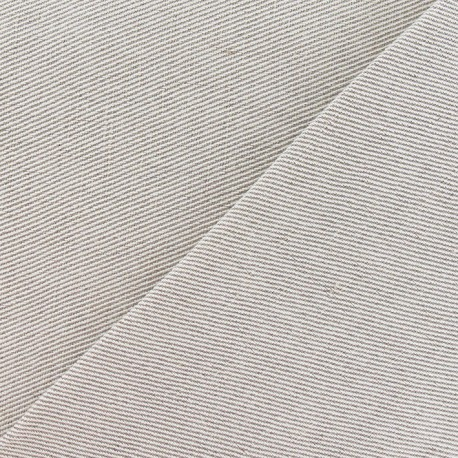 Metis Canvas Fabric - Linen 700gr x 10cm