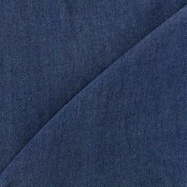 Tissu Jeans léger brut x 10cm