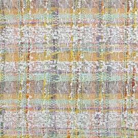 Tissu tweed Poème x 10cm
