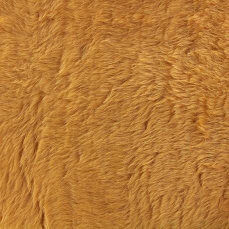 Fourrure Ours - camel x 10cm