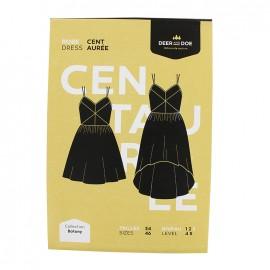 Dress sewing pattern - Deer and Doe - Centaurée