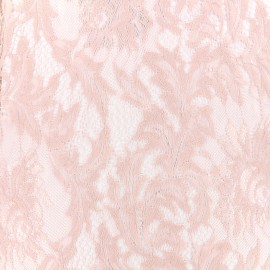 Lace Fabric Louise - pink x 10cm