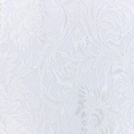 Lace Fabric Louise - white x 10cm