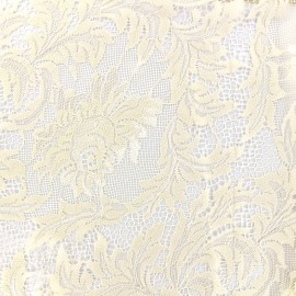Lace Fabric Louise - cream x 10cm