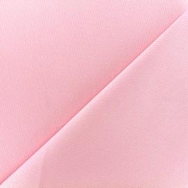 Tissu piqué de coton Molly - rose x 10cm