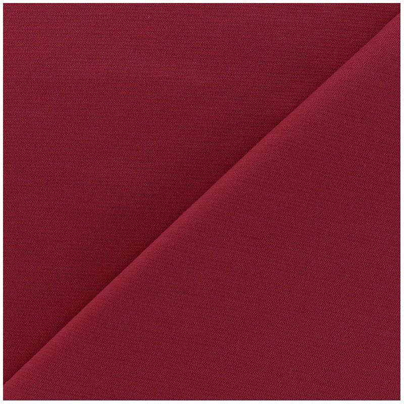 tissu jersey milano lourd uni lie de vin x 10cm ma petite mercerie. Black Bedroom Furniture Sets. Home Design Ideas