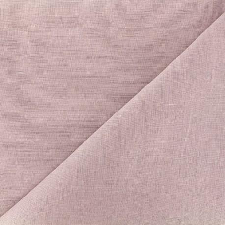 Large width linen fabric - parma x 10cm