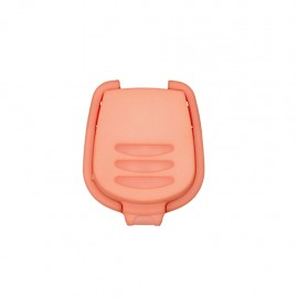 Cord end piece Sport- salmon pink