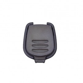 Cord end piece Sport- charcoal grey