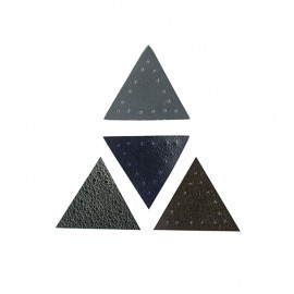 Arrow patch - Black/Blue/Brown/Grey