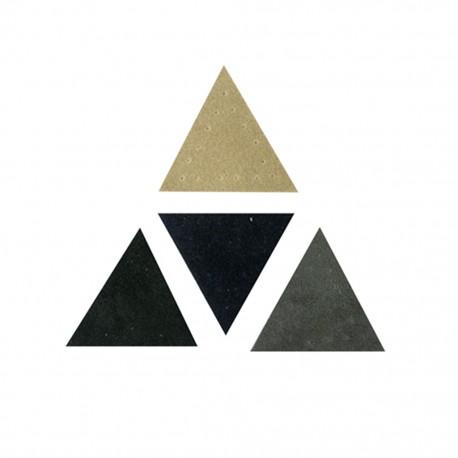 Mouche Suedine Arrow - Noir/Bleu/Gris/Taupe
