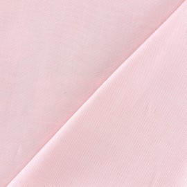 Oxford cotton fabric - pink x 10cm