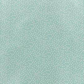 Tissu coton Tassi - menthe x 10cm