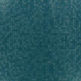 Simili cuir Swimmy - bleu x 10cm