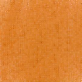 Simili cuir Swimmy - orange x 10cm