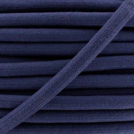 Rond de coton Rope - dark blue x 1m