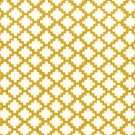 Tissu Steps - bronze x 10cm