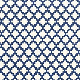 Tissu Steps - slate x 10cm
