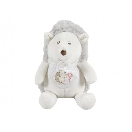 Cuddly toy to embroider - Hérisson