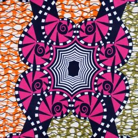 Tissu Wax - Adisa x 10cm