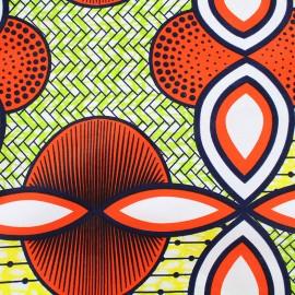 Tissu Wax - Kachumbari x 10cm