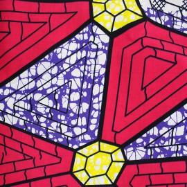Tissu Wax - Biltong x 10cm