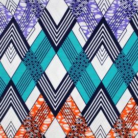 Tissu Wax - Adma x 10cm
