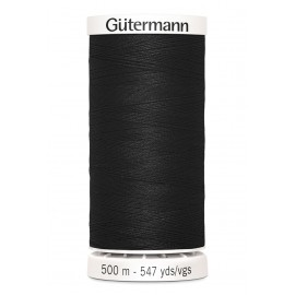 Sew-all thread Gutermann 500 m - N°0