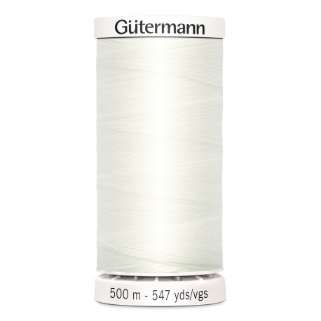 Bobine de Fil pour tout coudre Gutermann 500 m - N°111