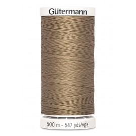 Bobine de Fil pour tout coudre Gutermann 500 m - N°139