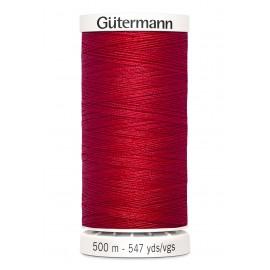 Bobine de Fil pour tout coudre Gutermann 500 m - N°156
