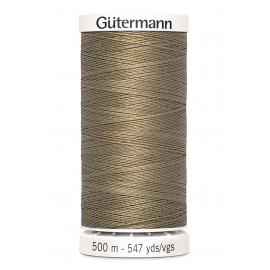 Bobine de Fil pour tout coudre Gutermann 500 m - N°208