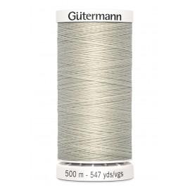 Bobine de Fil pour tout coudre Gutermann 500 m - N°299