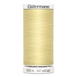 Bobine de Fil pour tout coudre Gutermann 500 m - N°325