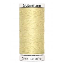 Sew-all thread Gutermann 500 m - N°325