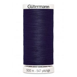 Bobine de Fil pour tout coudre Gutermann 500 m - N°339