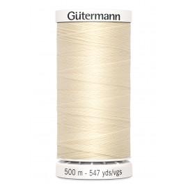 Bobine de Fil pour tout coudre Gutermann 500 m - N°414