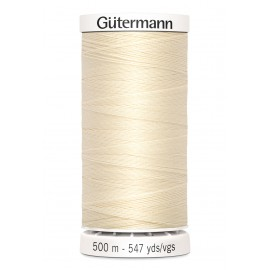 Sew-all thread Gutermann 500 m - N°414
