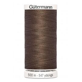 Bobine de Fil pour tout coudre Gutermann 500 m - N°672