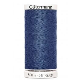 Bobine de Fil pour tout coudre Gutermann 500 m - N°68