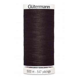 Bobine de Fil pour tout coudre Gutermann 500 m - N°696
