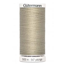 Bobine de Fil pour tout coudre Gutermann 500 m - N°722