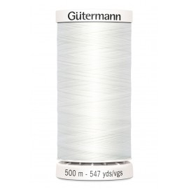 Sew-all thread Gutermann 500 m - N°800