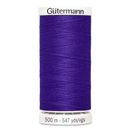 Bobine de Fil pour tout coudre Gutermann 500 m - N°810
