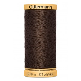 Natural Cotton Sewing Thread Gutermann 250m - N°1912