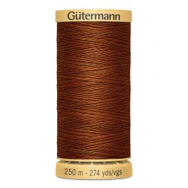 Natural Cotton Sewing Thread Gutermann 250m - N°2143